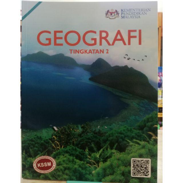 Buku Teks Geografi Tingkatan 2 Shopee Singapore