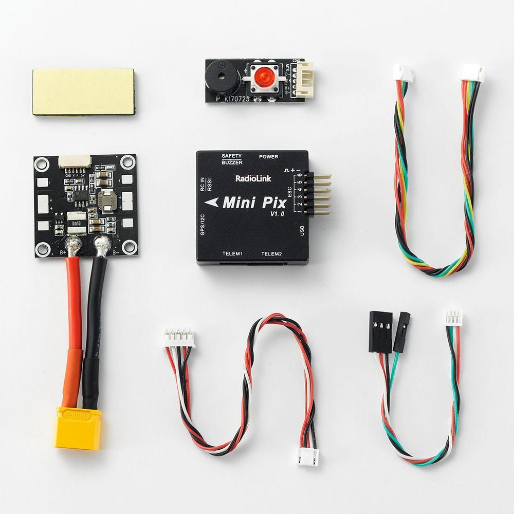 Rc Creative Accessories Parts Aircraft Mini Pix M8n Gps Flight Circuit Board Pcb Assembly Buy Assemblygps Control Module Shopee Singapore