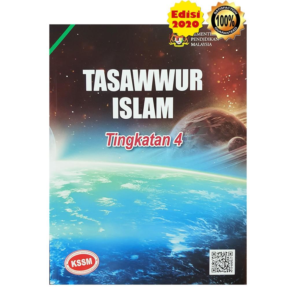Buku Teks Tasawwur Islam Tingkatan 4 Kssm Shopee Singapore