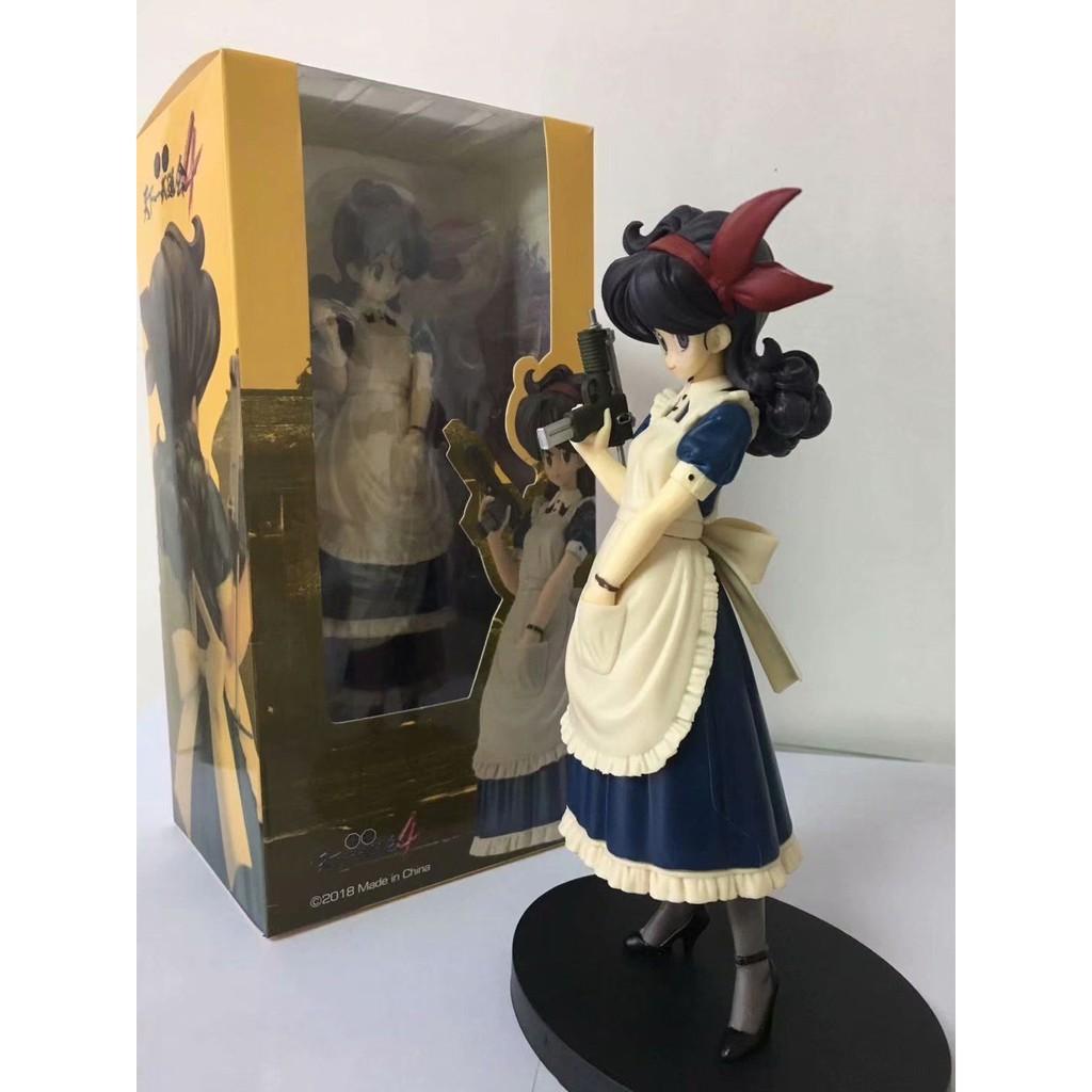 Anime Nasty S police woman Akiko Designed by Oda non 1//6  PVC Action Figure N B