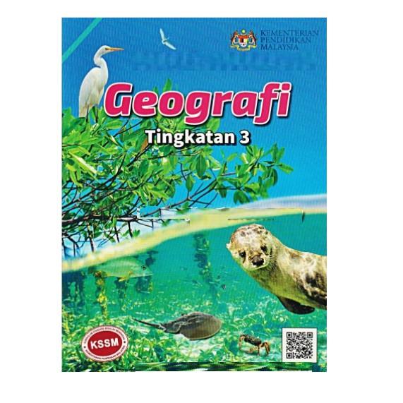 Buku Teks Geografi Tingkatan 3 Shopee Singapore