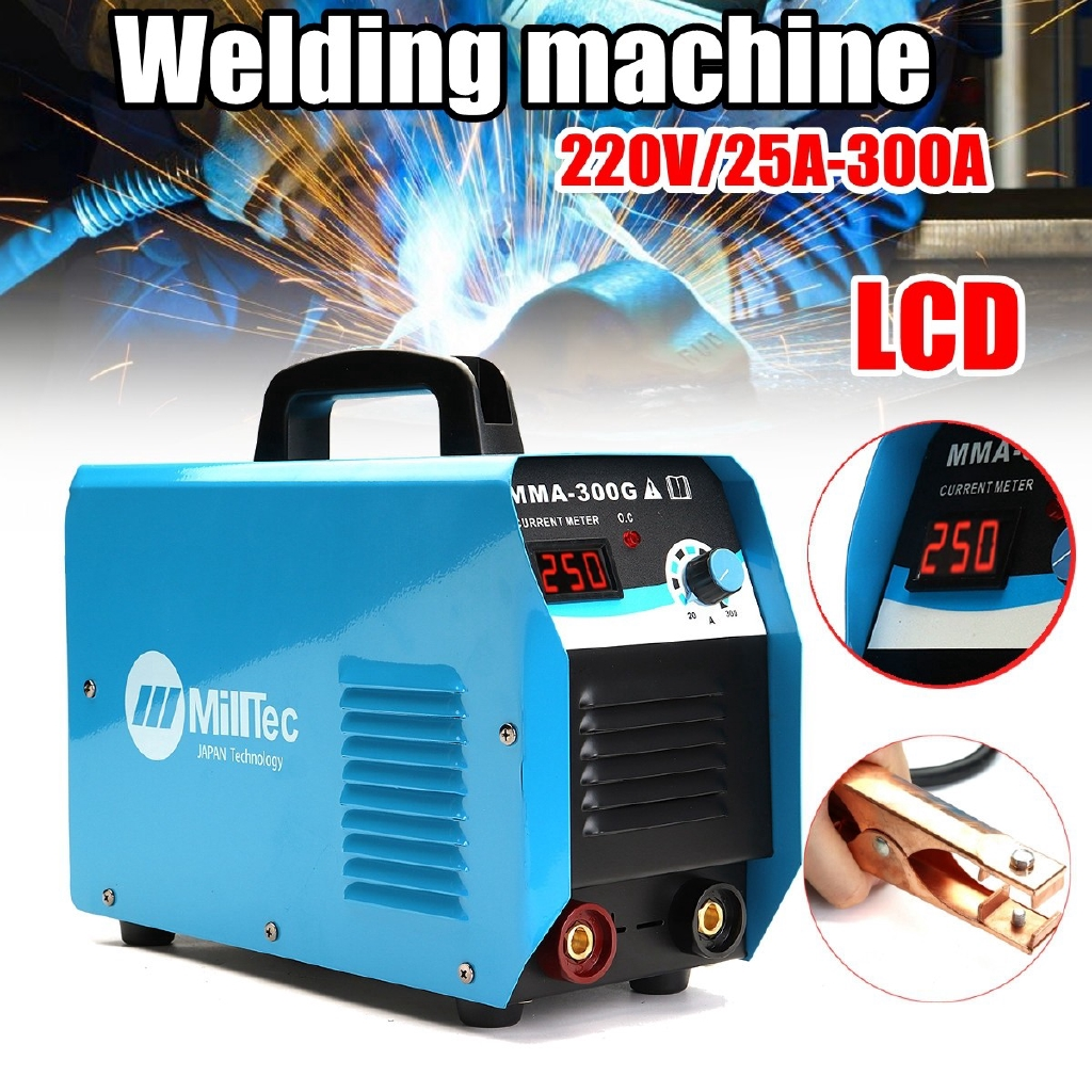 Ebay Motors Business & Industrial Forceful 1xhandheld Mini Mma Electric Welder 220v Power Inverter Arc Welding Machine Tool