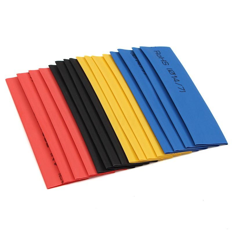 Φ80mm 2:1 Black Soft Heat Shrink Tubing Sleeving Cable 1KV Electrical Tube x 1 M
