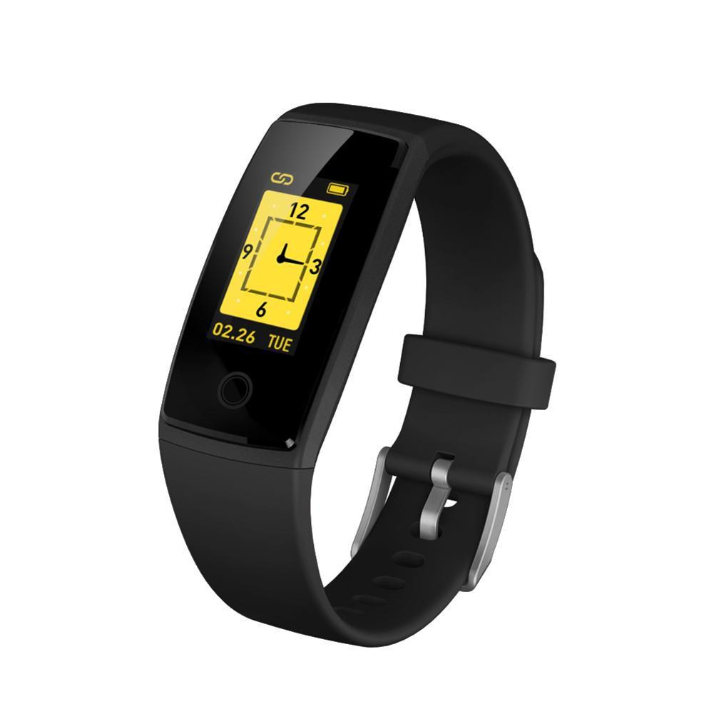 TPU Smart Bracelet Strap Wristband Belt Replacement for V10 Fitness Tracker L/&6