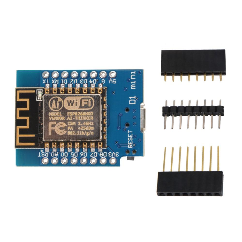 3X D1 Mini NodeMCU Lua ESP8266 ESP-12F Module Wemos Kit Development Board TE684