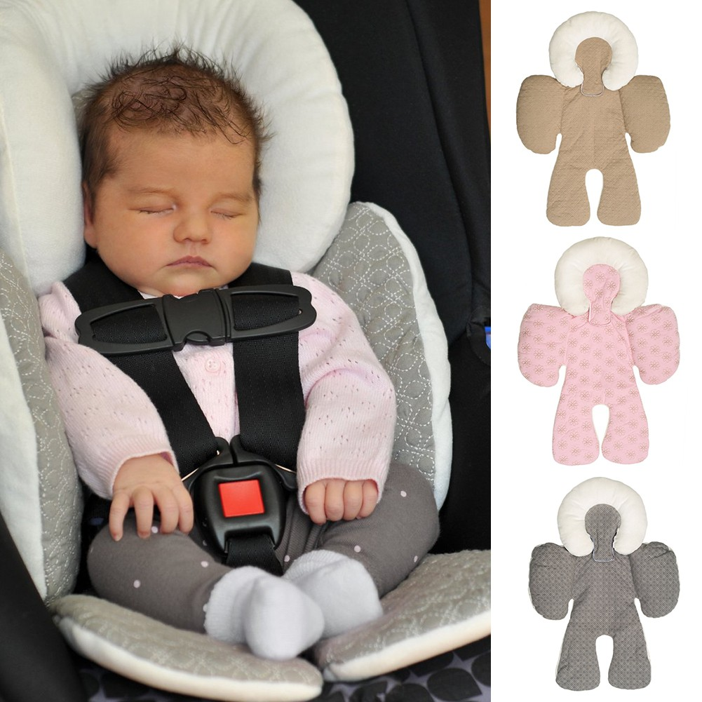 Protection and Safety for Kids Infant Toddler SuPoo 3 Pcs Baby Car Seat Head Support Band Adjustable Headstrap Toddler Stroller Car Seat Neck Relief and Sleeping Head Support Offers Headrest