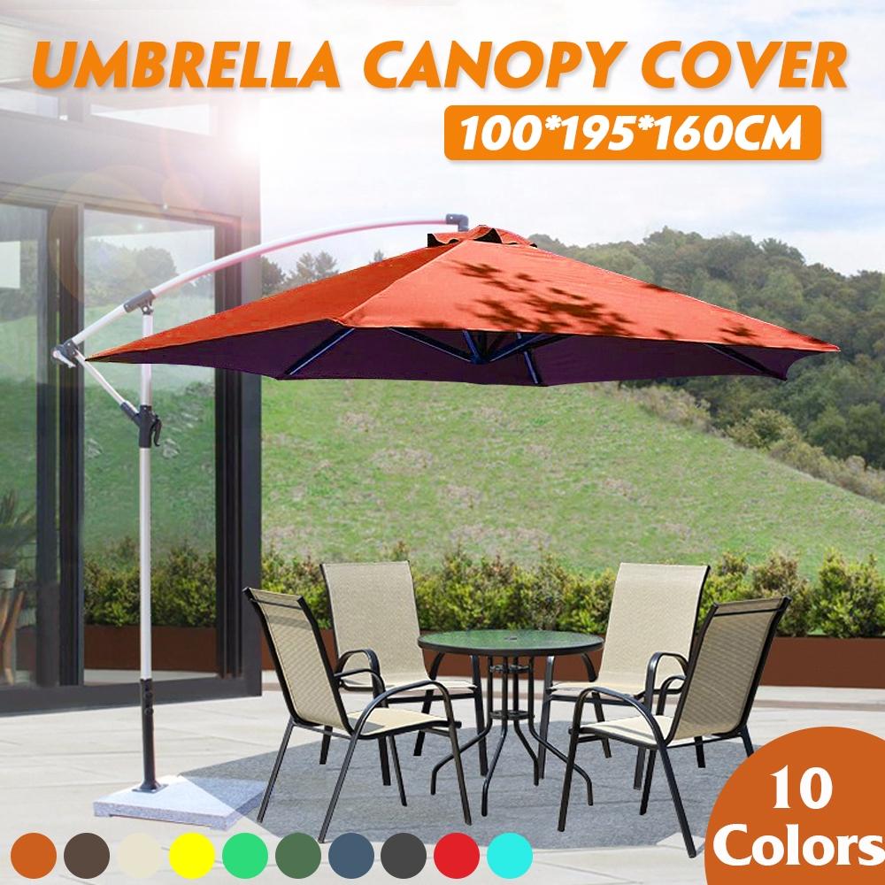 Garden 3 X 3m Cantilever Parasol