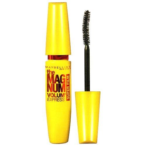 27709b806e8 Maybelline, Volum' Express The Magnum Super Film Mascara, 9.2ml,  Waterproof, | Shopee Singapore