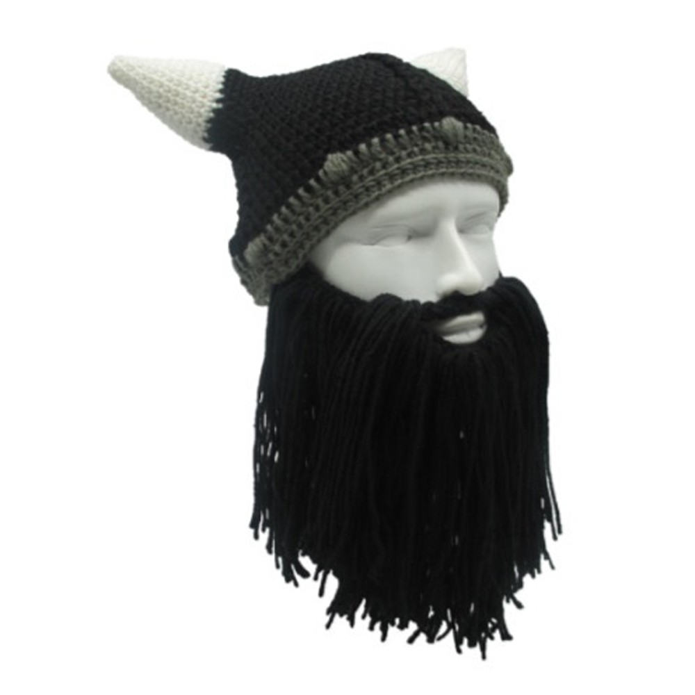 8d99a41412c Funny Ski Beard Cap