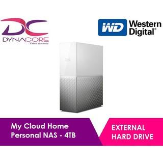 WD My Cloud 4TB Home Personal Cloud Storage | Shopee Singapore