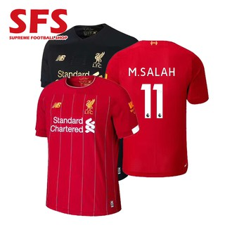 Original Liverpool Jersey Limited Edition Black Out Football