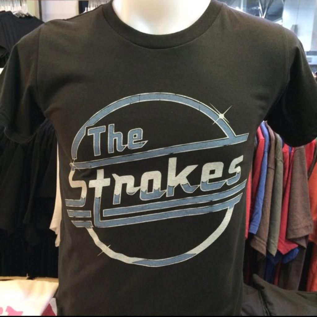 400f69bf The strokes t shirt   Shopee Singapore