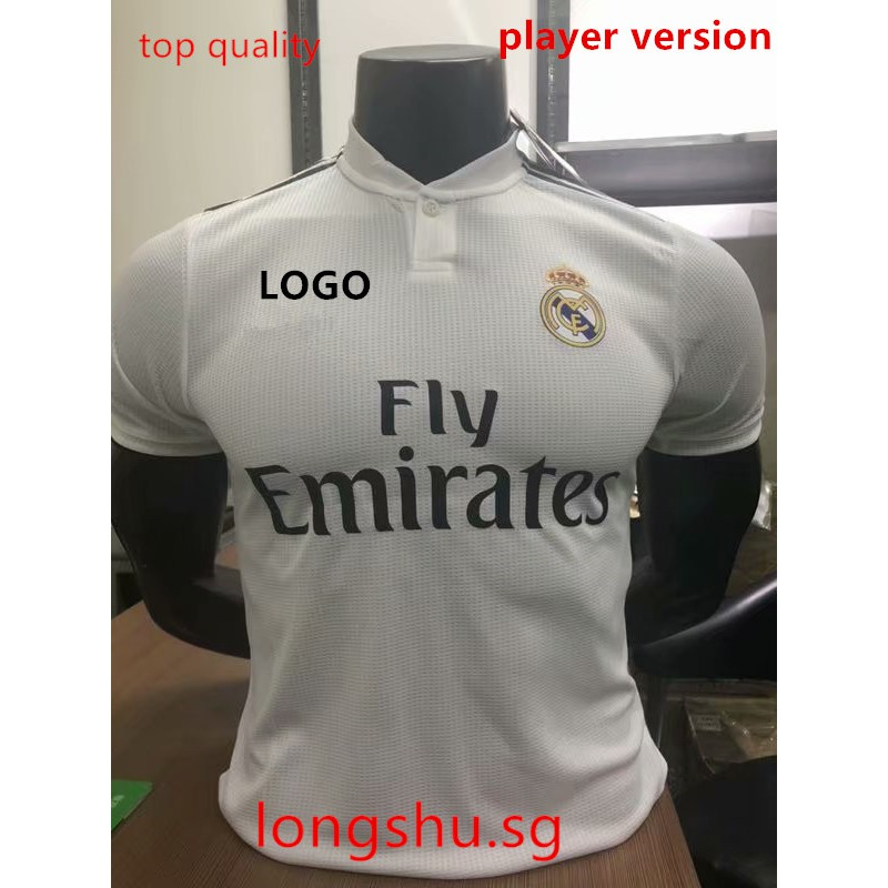 392daebe742 Player Version 2018-2019Manchester United Third Away Soccer Jersey Shirts |  Shopee Singapore