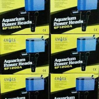 Amara SP1200A Powerhead Aquarium Pump Aquarium Hydroponic ...