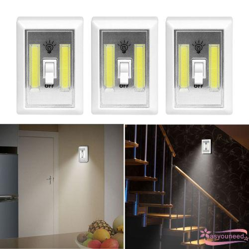 Cob Led Switch Light Battery Operated