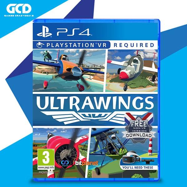 PS4 Ultrawings