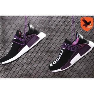 meet 29c95 ea358 Adidas Pharrell x BBC x NMD Human Race Trail Running Shoes ...
