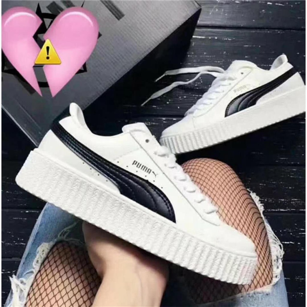 Athletic Shoes Clothing, Shoes & Accessories Puma X Bts Basket Patent Sneakers Size 10 Womens Good Taste