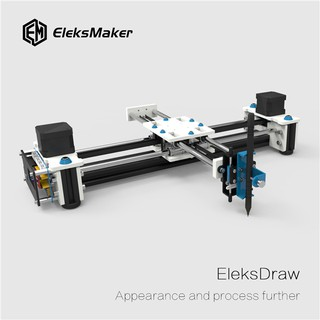 EleksMaker EleksDraw Mini XY 2 Axis CNC Pen Plotter DIY