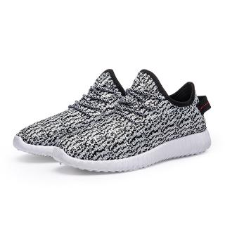 Adidas Men's Running Shoes Flat Sole Lightweight Breathable Damping Comfy Shoes