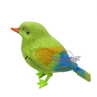 Creative Simulated Voice-activated Sound Control Singing-Bird Toy Kids Gift 2018
