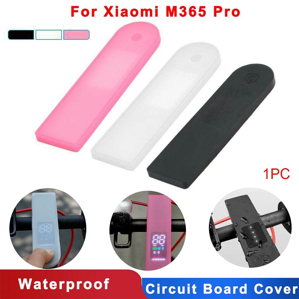 Dashboard Cover Anti Scratch Accessories Silicone Protective For Xiaomi  M365 Pro