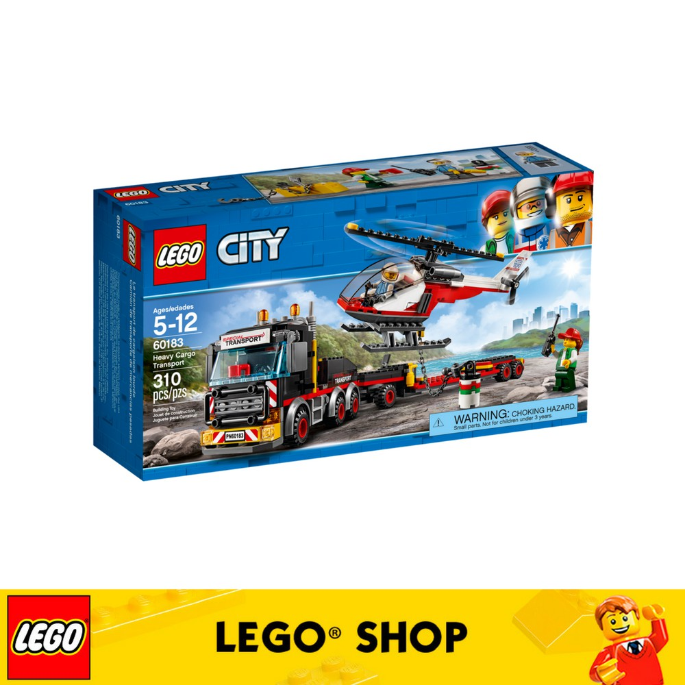 Forest Great Vehicles Heavy Cargo Transport Building Blocks Plane Diy Bricks Toys Compatible Legoings Sufficient Supply Model Building