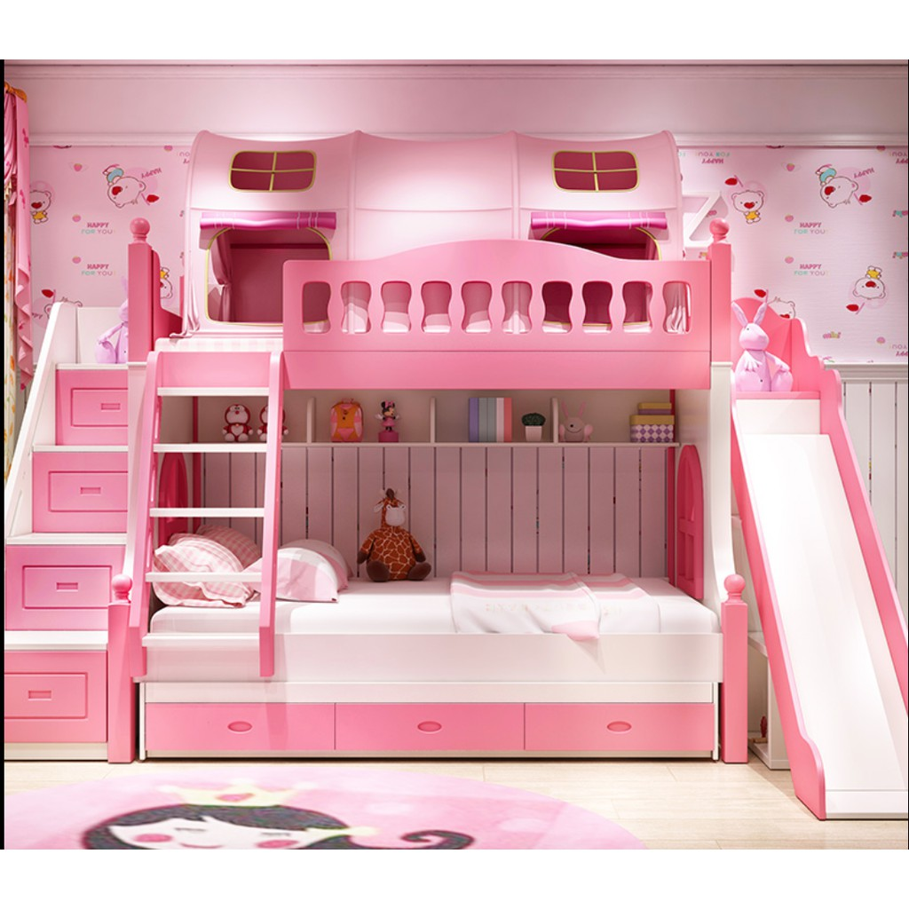 Picture of: Children Bunk Bed Shopee Singapore