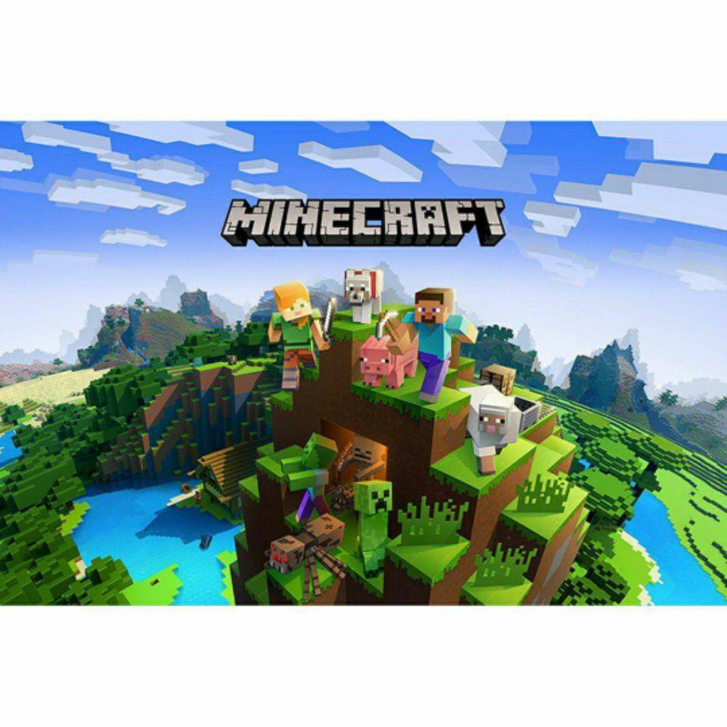Original Minecraft Java Pc Free Windows 10 Edition 2019