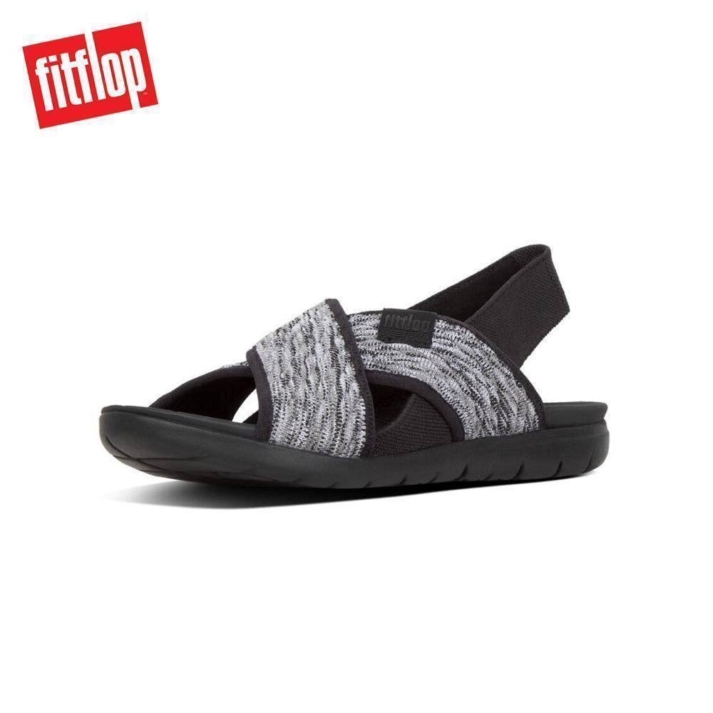 2615ed70949c Fitflop Bando Lizard-Print Leather Toe-Thong Urban White