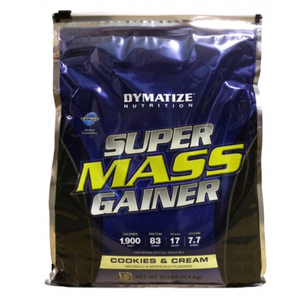 Elite Labs Mass Muscle Gainer 20lbs Shopee Singapore 20 Lbs