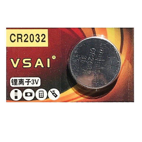 [SG] VSAI CR2032 Lithium Cell Button Battery