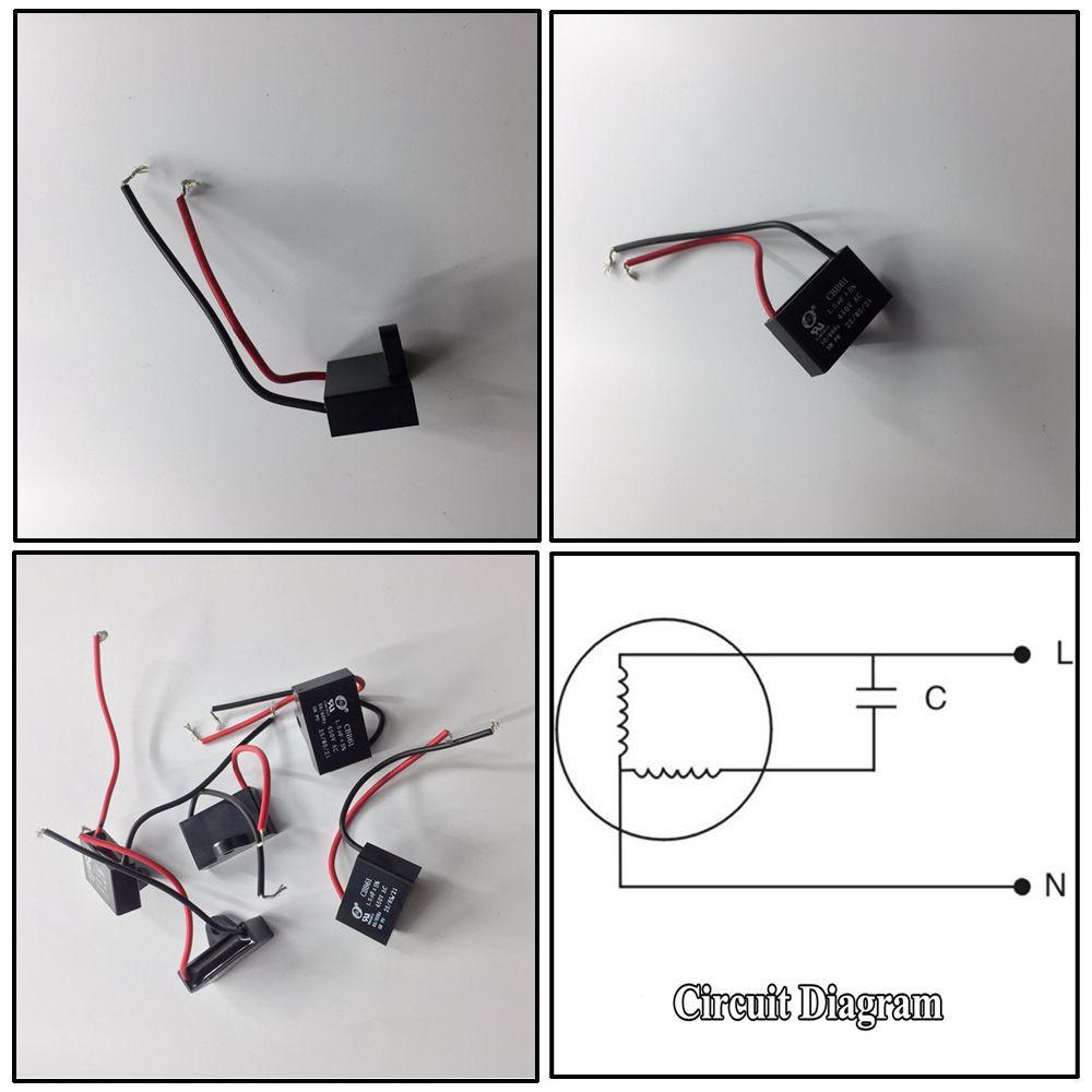 Cbb61 Capacitor Wiring Diagram
