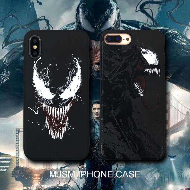 Wei Venom iPhone XS MAX Mobile Shell