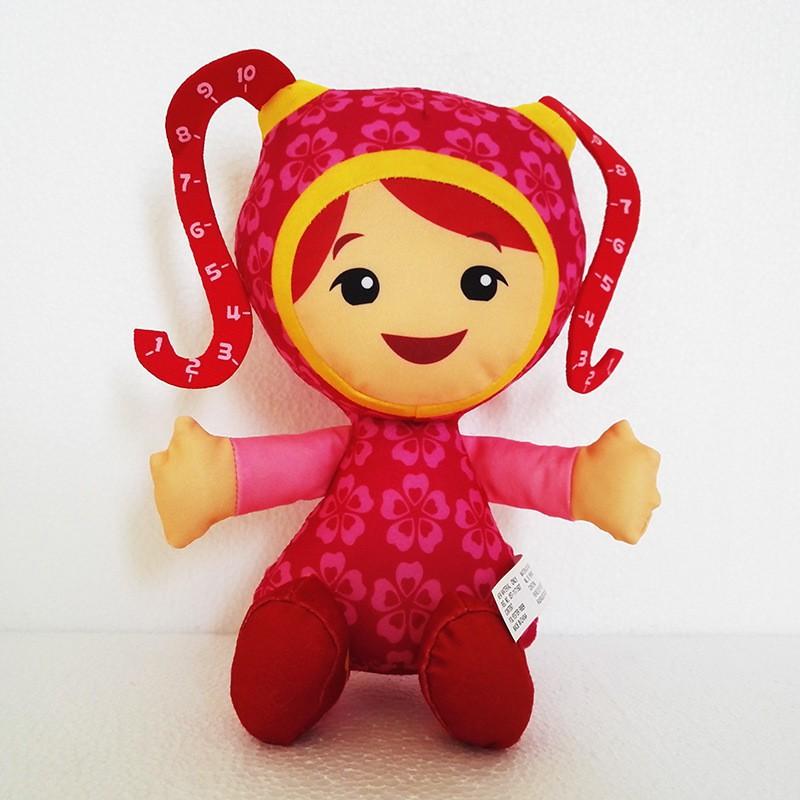 23cm Cute Team Umizoomi Milli Plush Soft Doll Toys Kids