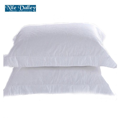 NIle Valley Hotel Egyptian Cotton Pillow Covers. Standard & King Size |  Shopee Singapore