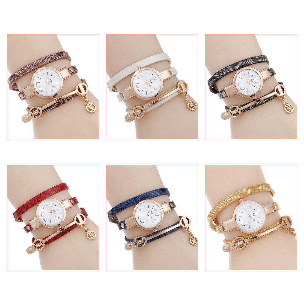 Leeyo Casual Quartz Analog Silicone Stainless Steel Dial Sports Fossil Es3862 Georgia Gray Leather Watch Rose Gold Coklat Wristwatch Shopee Singapore