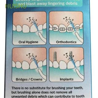 Cleaning Cords Tooth Whitening Power Floss NO Batteries
