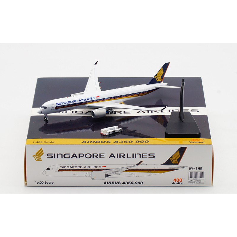 1 400 Aviation400 Singapore Airlines Airbus A350 900 Shopee Singapore