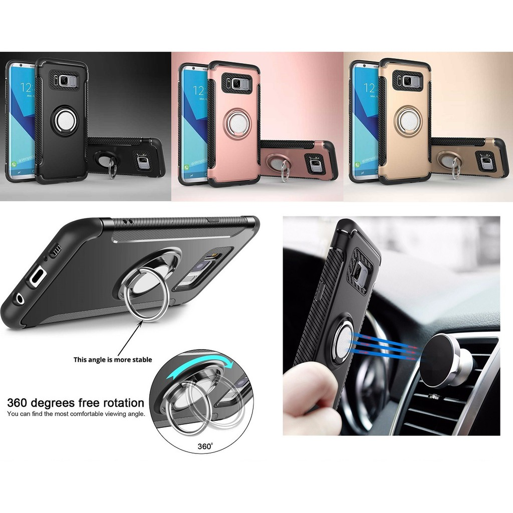 Goospery Dream Bumper Case For Iphone X 7 8 Plus 6 Samsung Hybrid Red Note8 S8 Shopee Singapore
