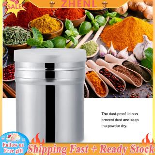 MEI Flour Salt Sieve Icing Dredger Portable Stainless Steel Chocolate Powder Shaker New One Tool