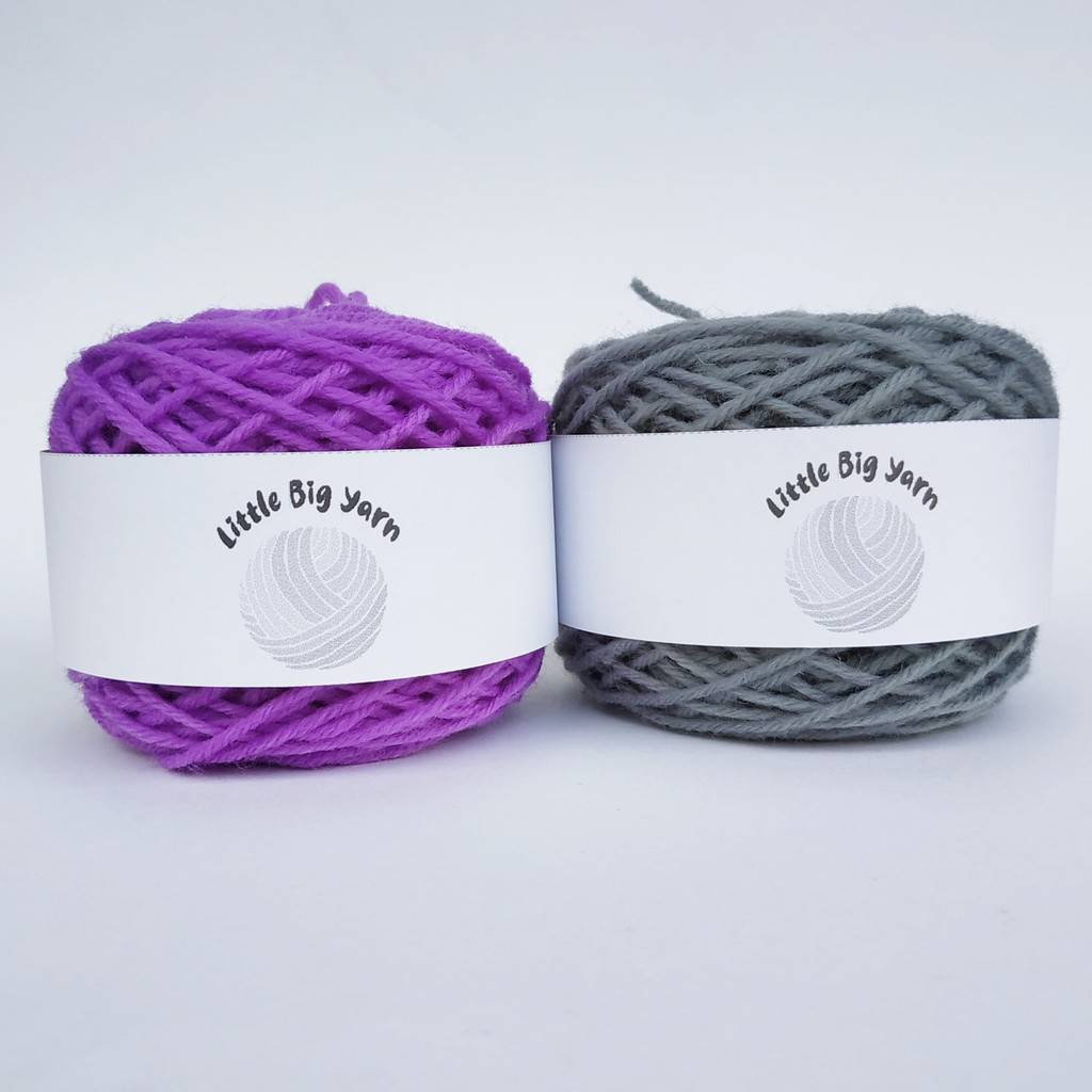 Amazon.com: Mira Handcrafts 24 Acrylic Yarn Skeins | Total of 525 ... | 1024x1024