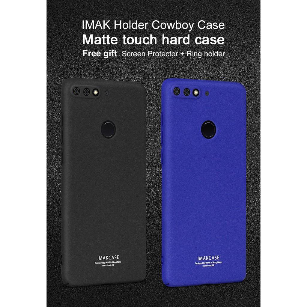 [SG] Huawei Nova 2 Lite Imak Cowboy Series Matte Case Casing Full Coverage