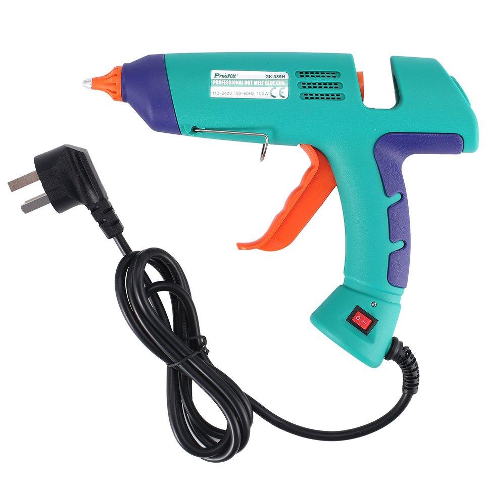 Professional Switch 60/100W Electric Hot Melt Glue Gun | Shopee Singapore