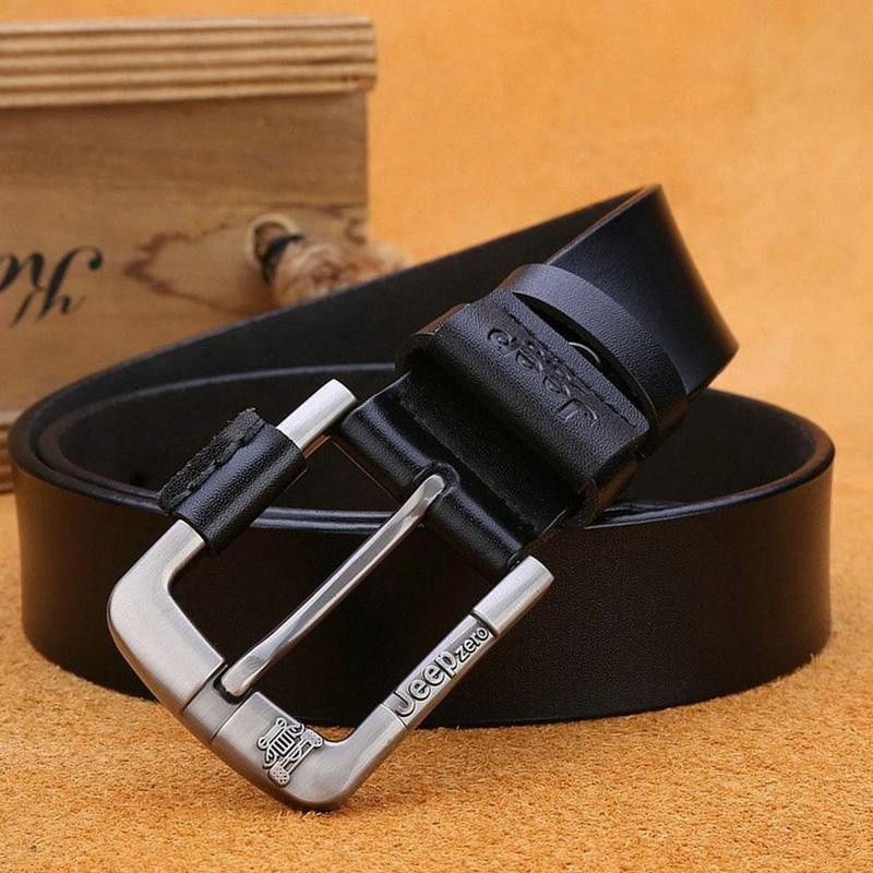 024681abec6 Designer Men Belts For Men Belt Genuine Leather High Quality Pin ...