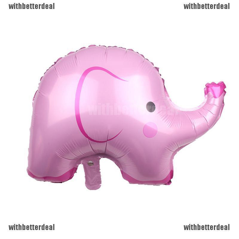 Cartons Elephant theme Balloons Birthday Party Baby Shower Decorations Kids ToyR