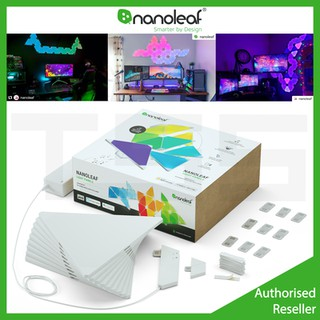 nanoleaf light panels rhythm edition 9 pack