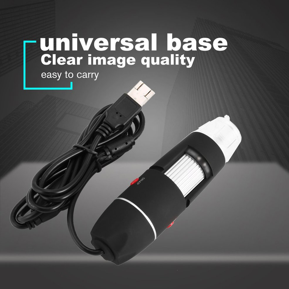 1600X WiFi Digital Microscope USB Camera Microscopio Electronic Magnifier EM