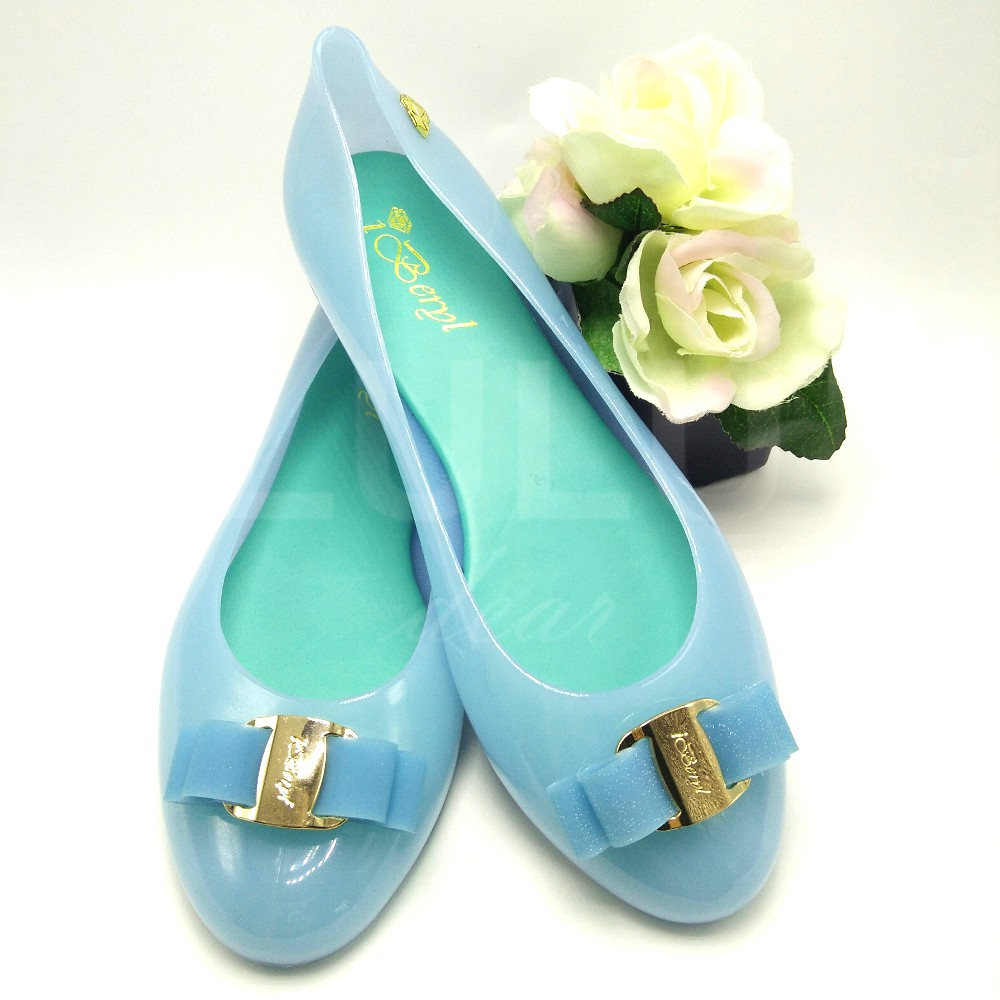 ccb4ddc63c61 Slim Cut Jelly Shoes (6025-I20J)