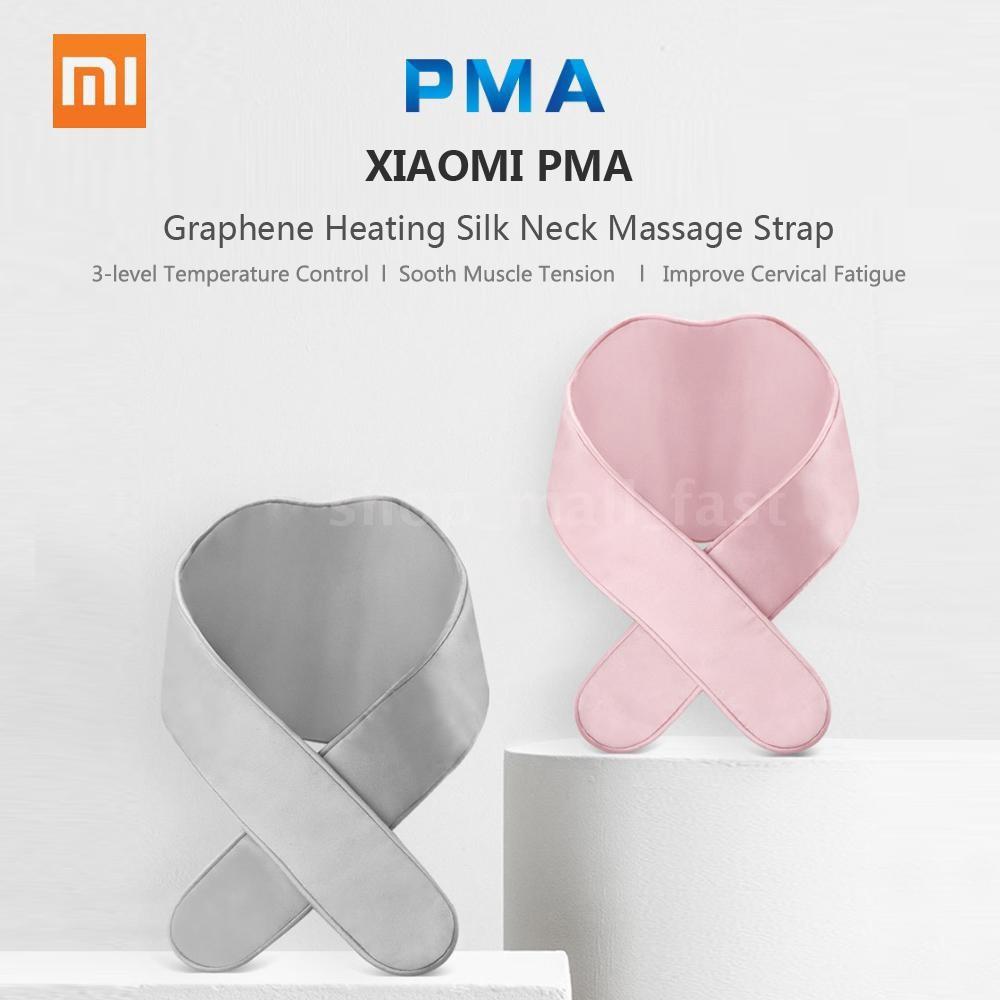 Xiaomi Mijia Leravan Lf Neck Pillow Relax Muscle Therapy Massager Magic Massage Pad Shopee Singapore